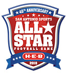San Antonio Sports All-Star Football Game